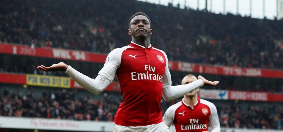 Arsenal should keep hold of Danny Welbeck