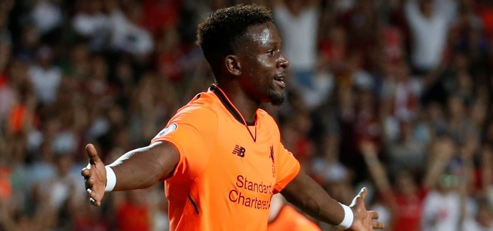 Liverpool fans react as Toffees target Origi