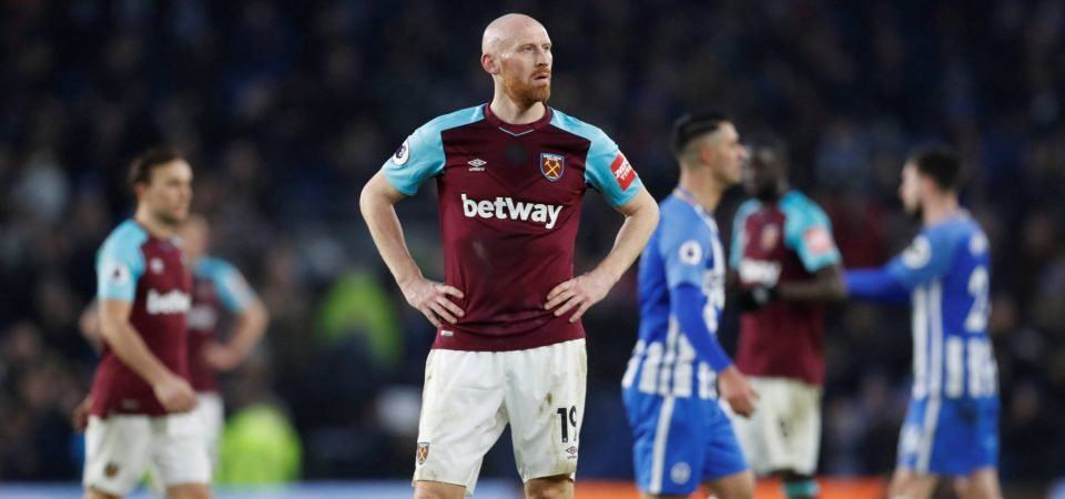 Aston Villa fans react to James Collins reports