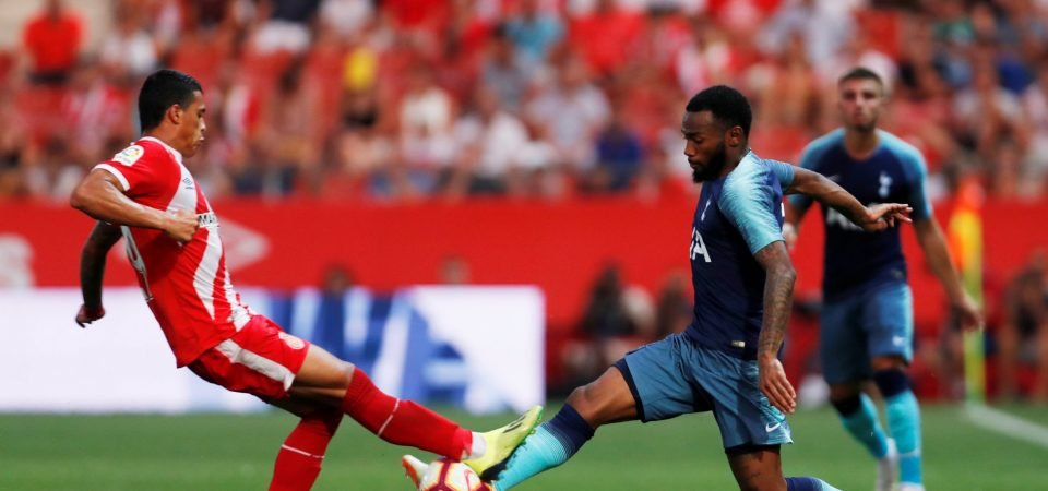 Spurs fans on Twitter don't want N'Koudou loaned out after impressive pre-season
