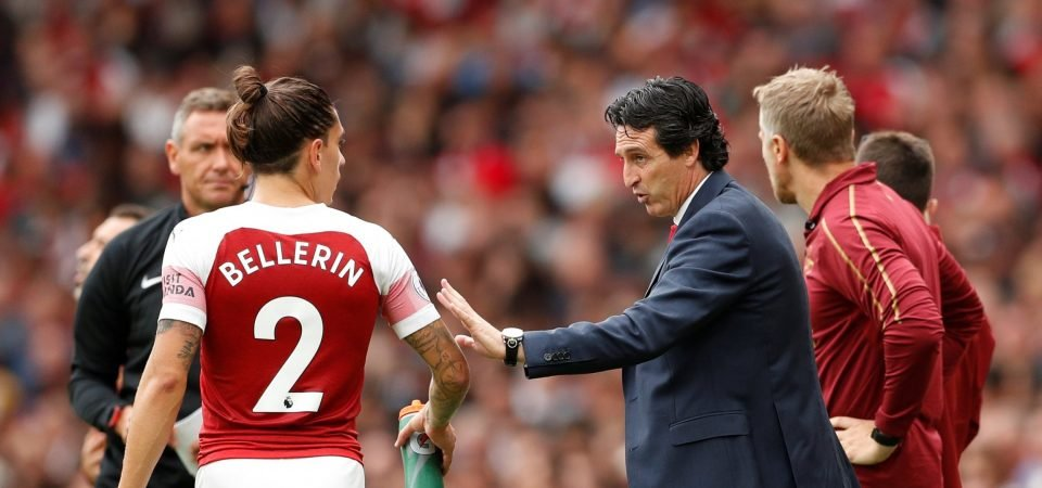 Revealed: Arsenal fans split on Hector Bellerin's place in the starting XI