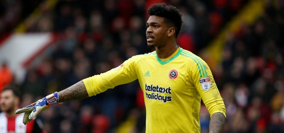 These Leeds fans on Twitter now want Blackman to start over Bailey Peacock-Farrell