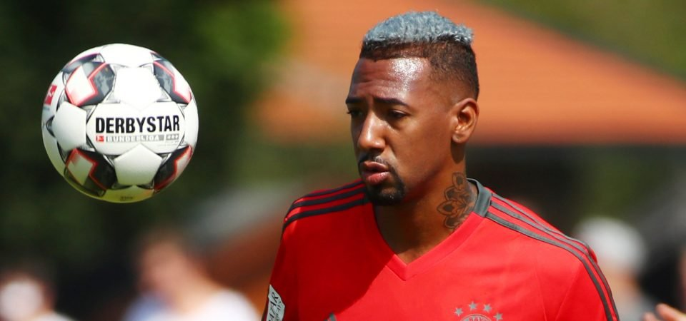 Arsenal should have moved for Boateng