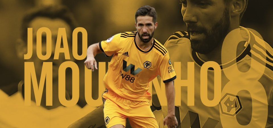 Player Zone: Joao Moutinho is a symbol of Wolves' ambition and can help the club become something bigger