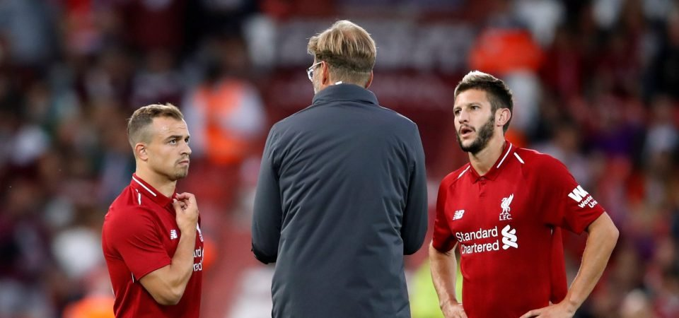 HYS: Should Shaqiri be ahead of Lallana in Liverpool pecking order?