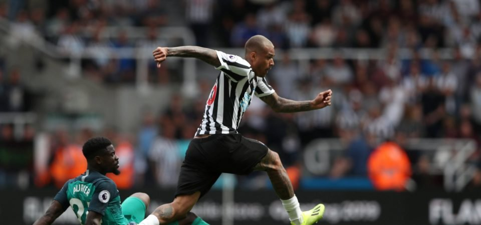Newcastle fans discuss Kenedy's poor form