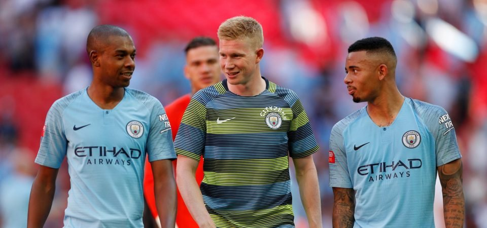 Suggested Solutions: Stopping Man City's rampant midfield