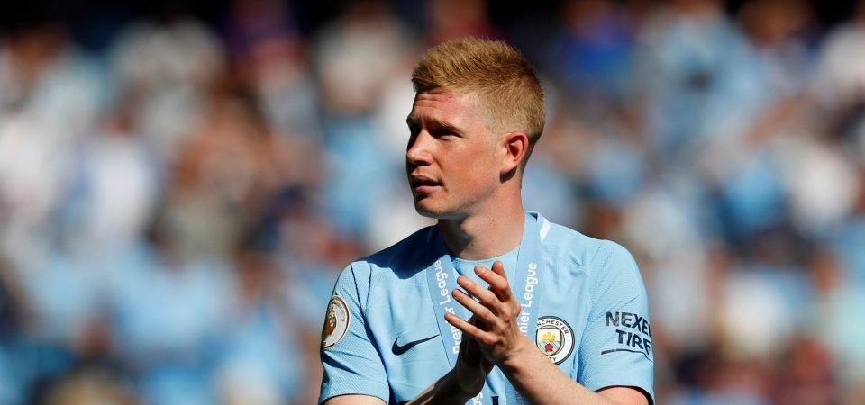 Manchester City fans react to Kevin de Bruyne injury news