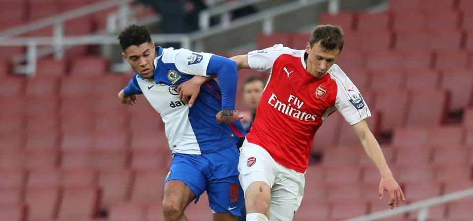 Bielik can impress Arsenal boss Emery from afar if he joins Charlton Athletic