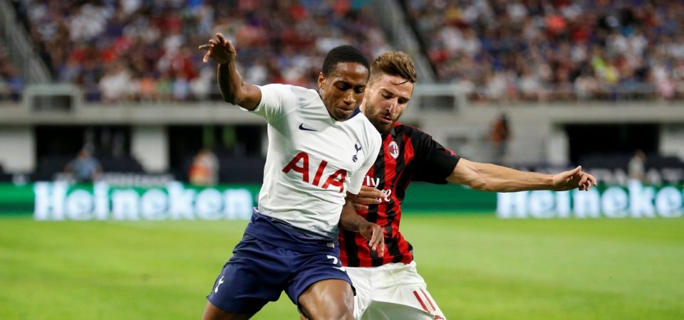 Revealed: 89% of Tottenham fans want Kyle Walker-Peters to start against Southampton