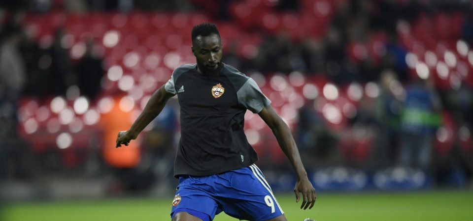 Celtic must sign 6ft 8in target man Lacina Traore to bolster attacking options