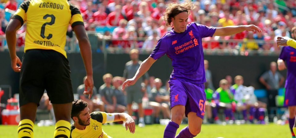 Liverpool fans slam Lazar Markovic after transfer update on the Serb's future