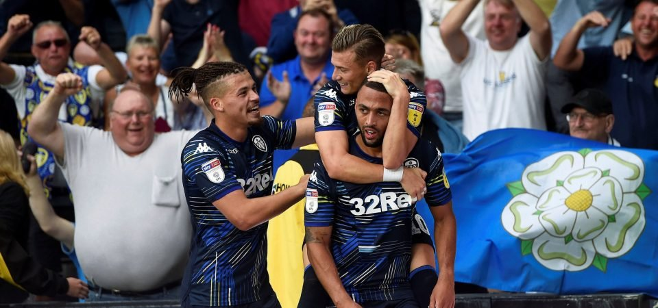 Prutton says Leeds will drop points without Roofe