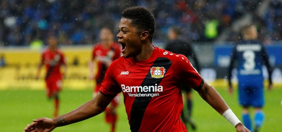 Chelsea make £40.5m Leon Bailey number one January target, fans react