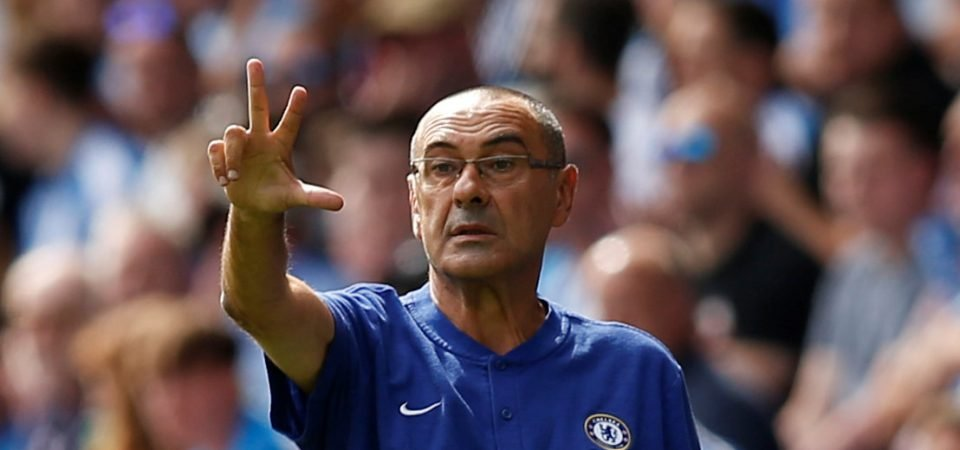 A lack of rotation could be Sarri's downfall