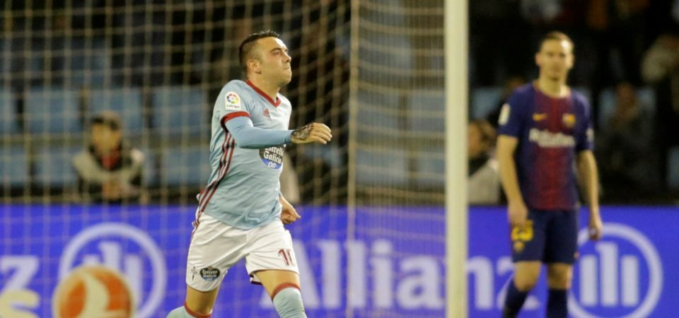 Liverpool should make ambitious swoop for Anfield old boy Iago Aspas