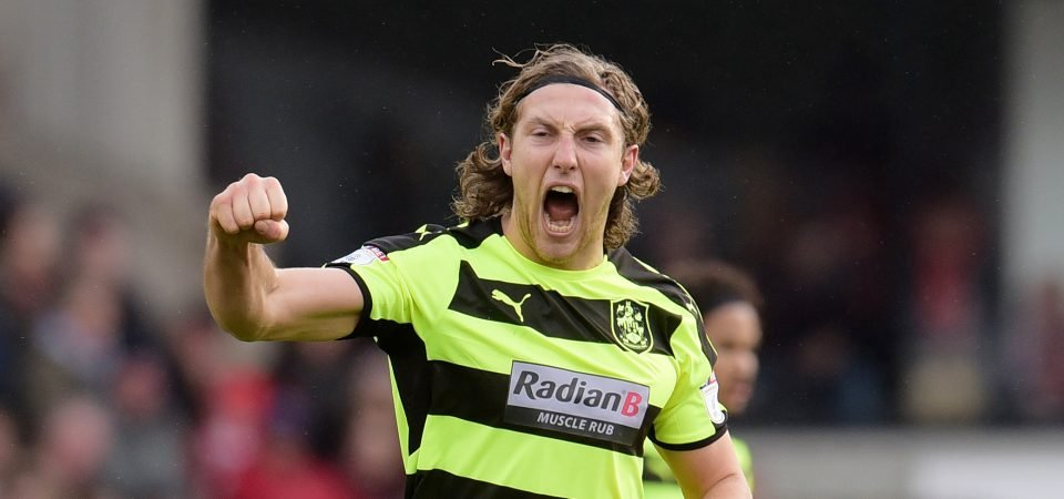 Michael Hefele will add serious physicality to the Nottingham Forest defence