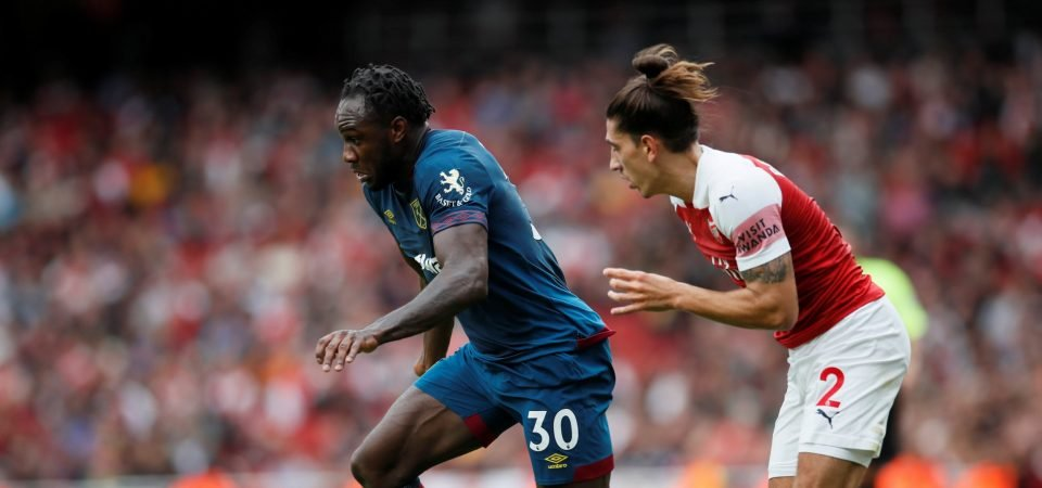 West Ham ready to offload Antonio in £20m January deal