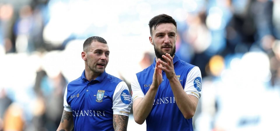 Sheffield Wednesday fans on Twitter were embarrassed by Morgan Fox's performance