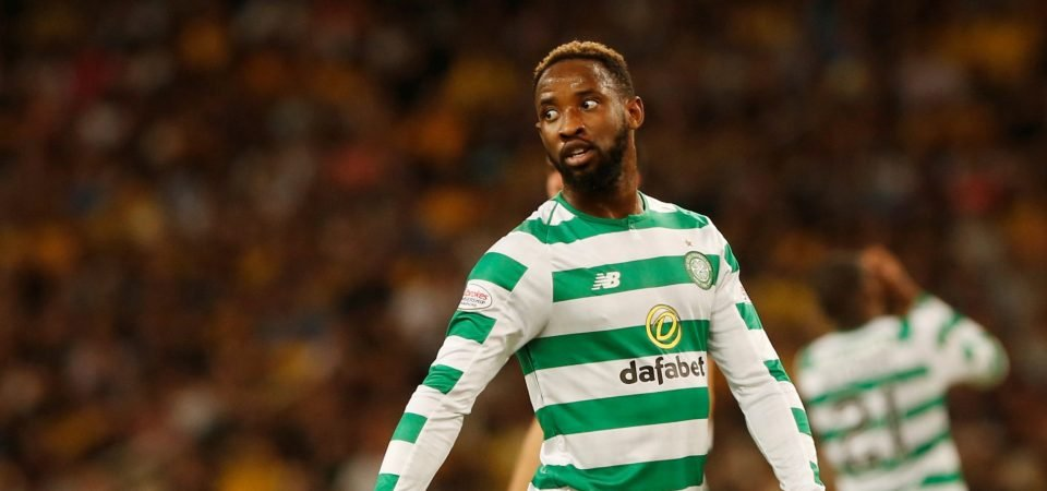 Celtic fans on Twitter were buzzing with Brendan Rodgers' news on Dembele