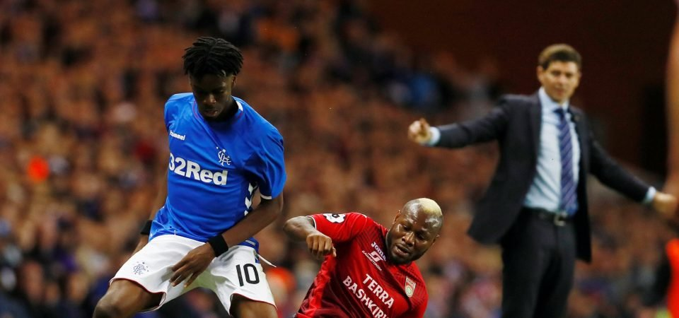 Ejaria returns to Liverpool, Rangers fans react