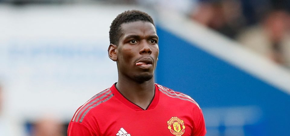 Manchester United fans react to Juventus interest in Paul Pogba