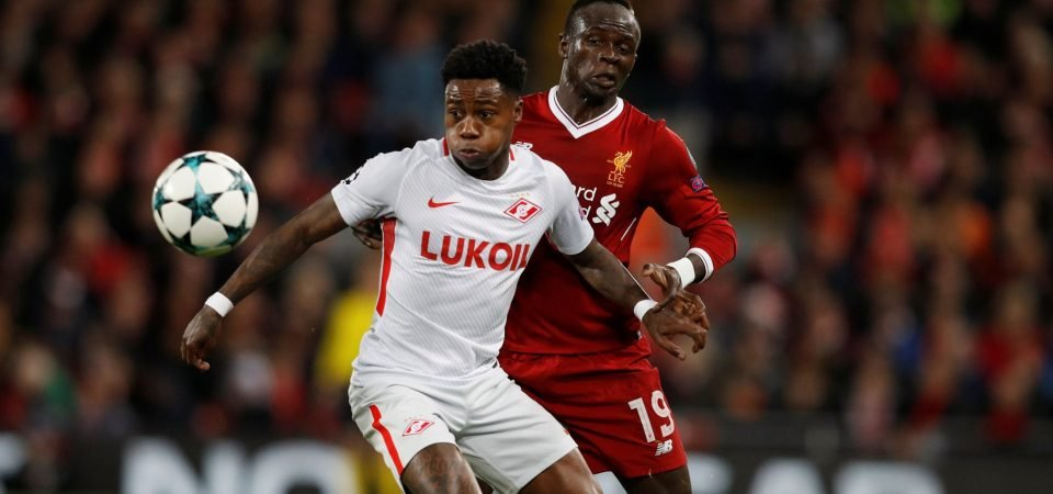 Southampton fans react as Quincy Promes is linked with Sevilla move