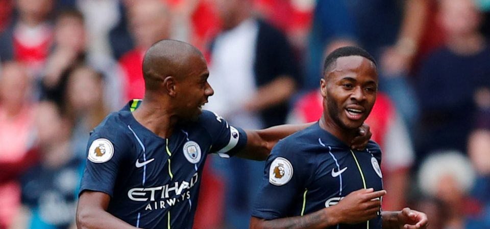 Sterling's performance against Arsenal proves doubters wrong
