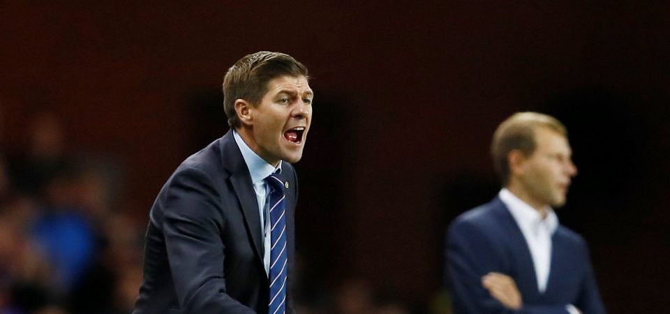 Rangers fans react to Europa League group stage draw