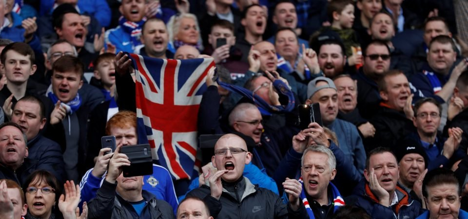 Rangers fans stunned by Katic performance
