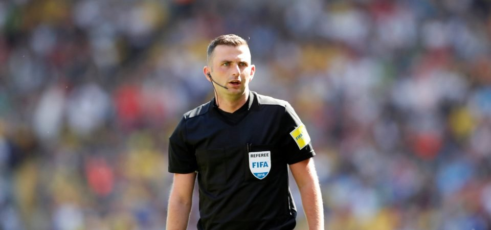 Ref in Focus: How Arsenal can use Michael Oliver's disciplined style to their advantage