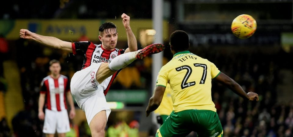Sheffield United must ensure they axe Ryan Leonard before Friday's deadline