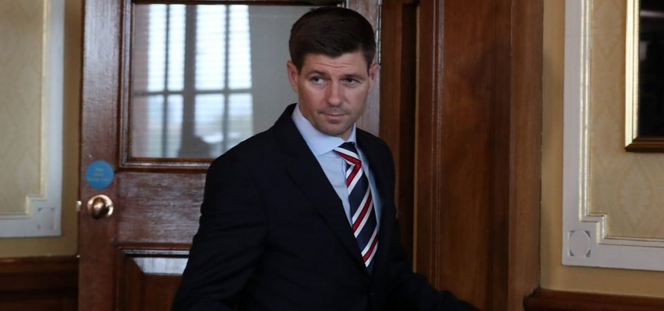 Liverpool fans buzzing for Old Firm derby due to Gerrard link