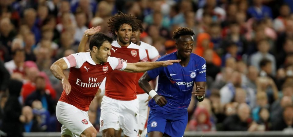 Revealed: Abraham fans' favourite to lead the line for Chelsea