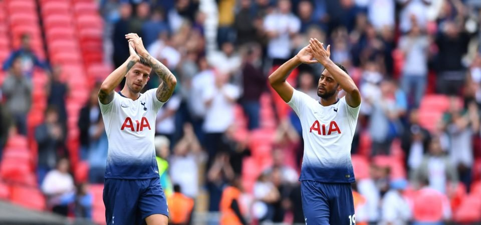 Toby Alderweireld returns to the fold with ease as Spurs keep clean sheet at Old Trafford