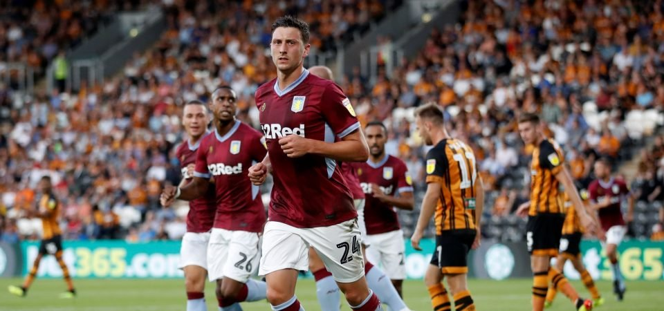 Aston Villa fans want Tommy Elphick back at Villa Park
