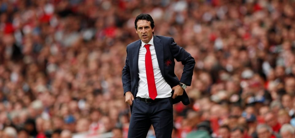 Arsenal fans urge Emery to prioritise EFL Cup campaign