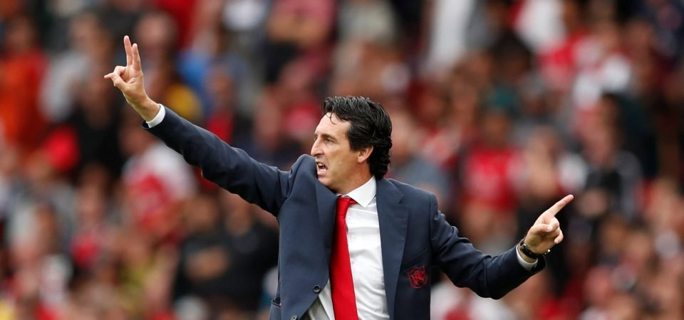 Unai Emery isn't being given the funds to overhaul an average squad
