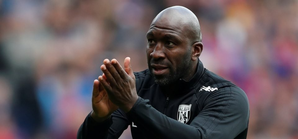 West Bromwich Albion fans adore Moore for classy gesture following win over Reading