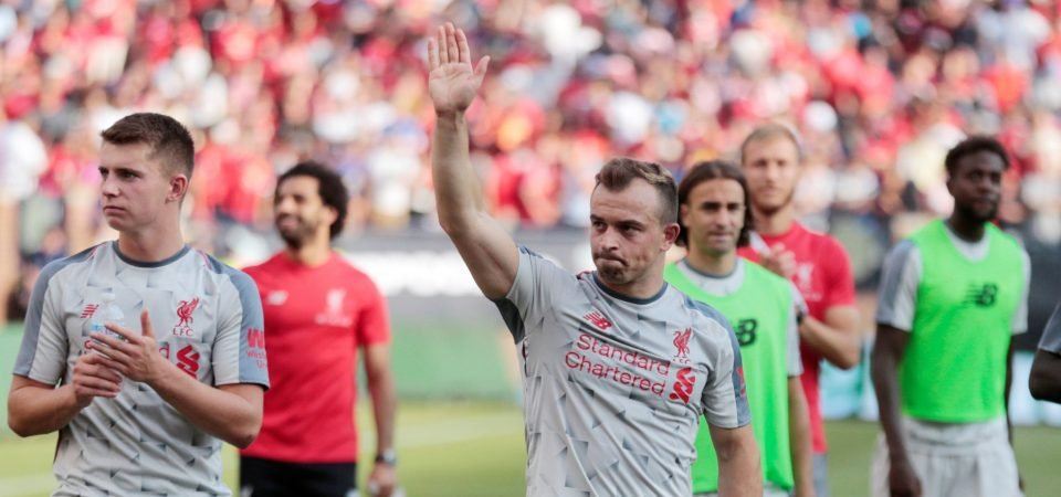 Xherdan Shaqiri the biggest test yet of Jurgen Klopp's ability to change mindsets