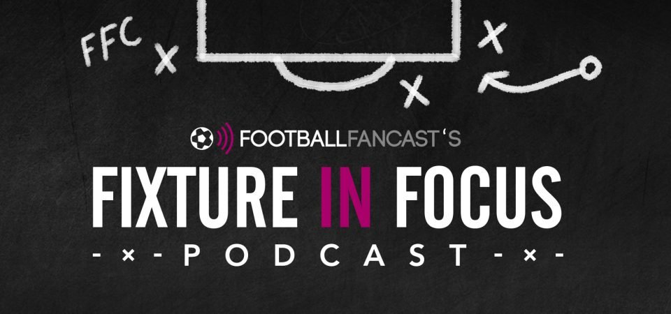 Fixture in Focus Podcast - Episode 1 - Arsenal v Manchester City
