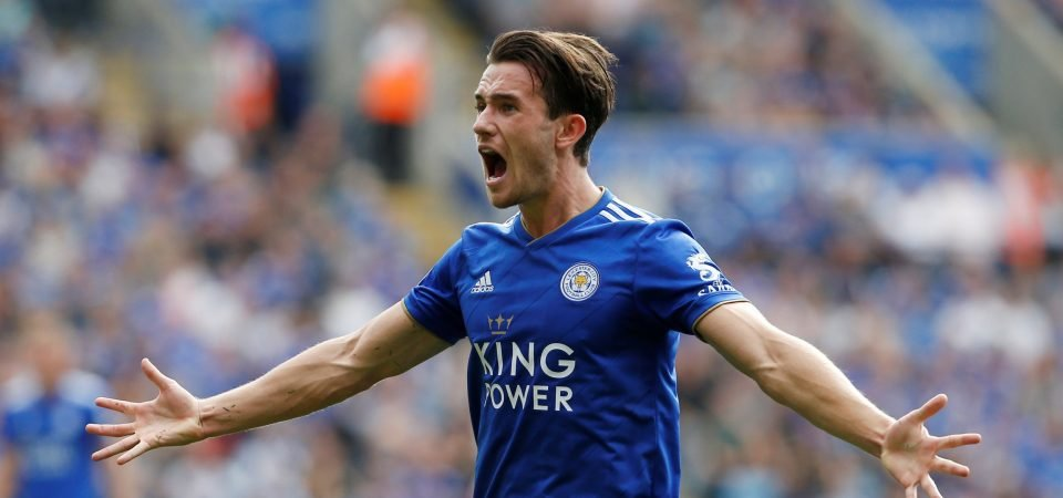 Leicester's Ben Chilwell tipped to stay by Steve Walsh