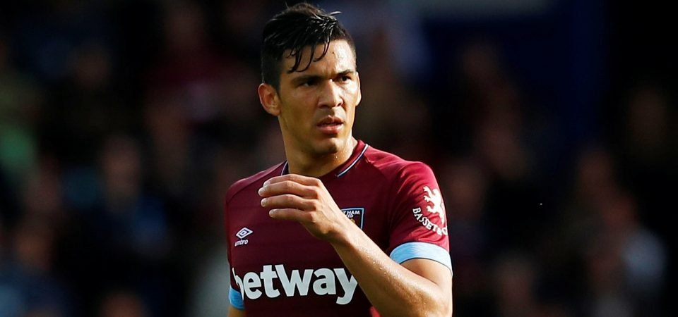 Fabian Balbuena: West Ham United defender expects to open talks over his future