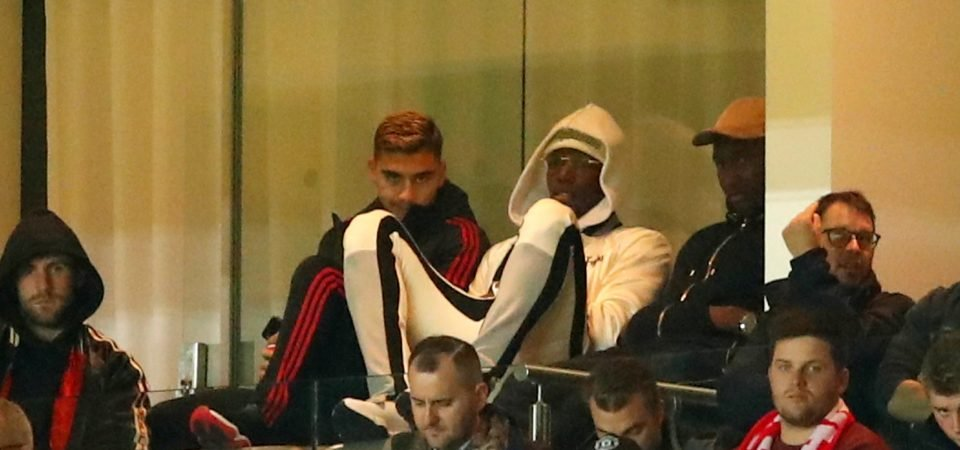 Manchester United fans are divided in Paul Pogba-José Mourinho issue