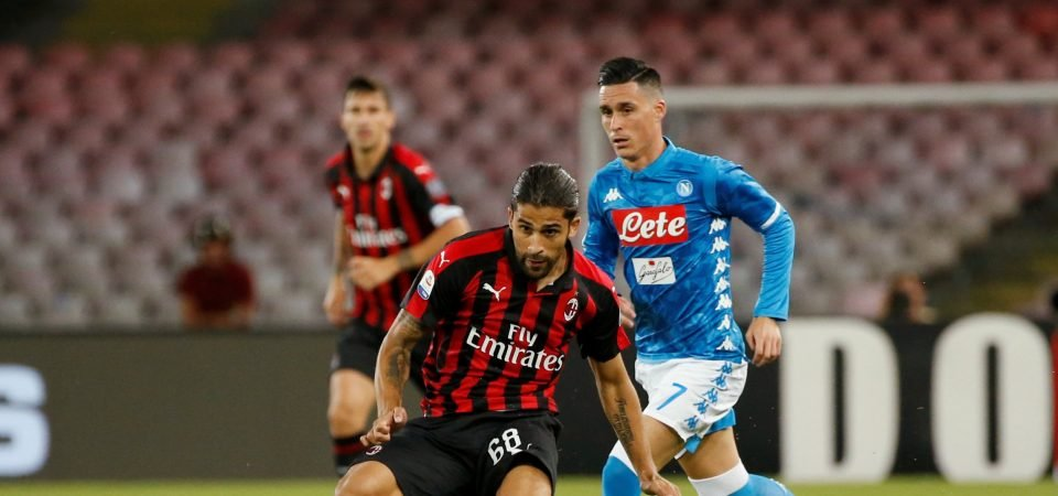Opinion: Arsenal should swoop for AC Milan defender Ricardo Rodríguez in January