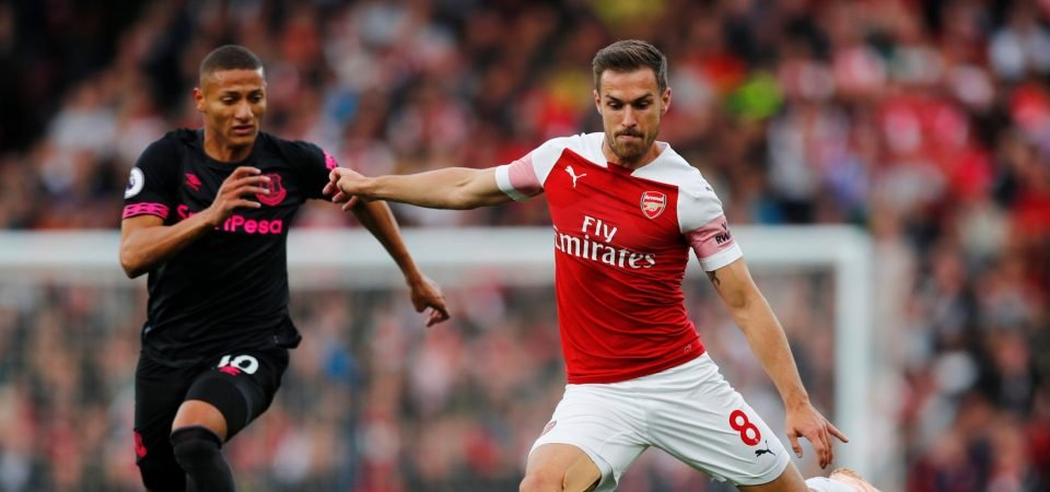 HYS: Would Ramsey be a regular starter at Liverpool?