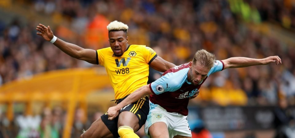 Wolves fans loved Adama Traore's substitute performance vs Burnley