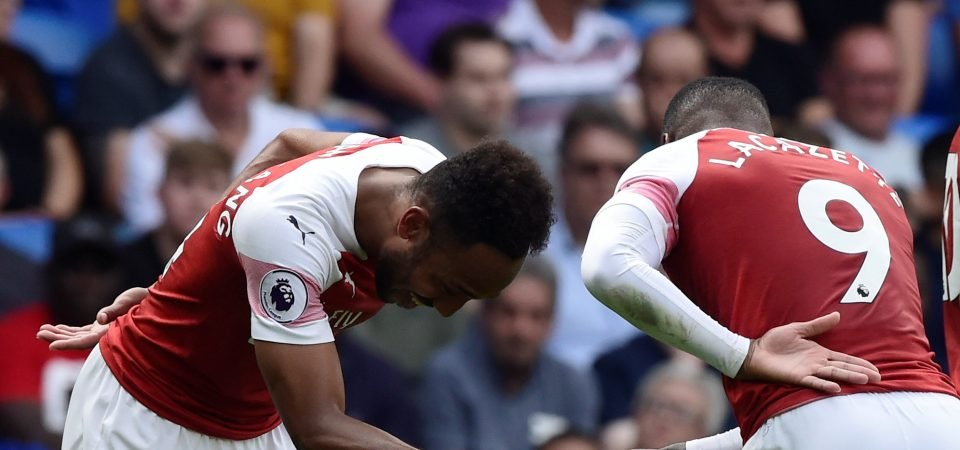 Revealed: Arsenal fans are divided over who should lead the line