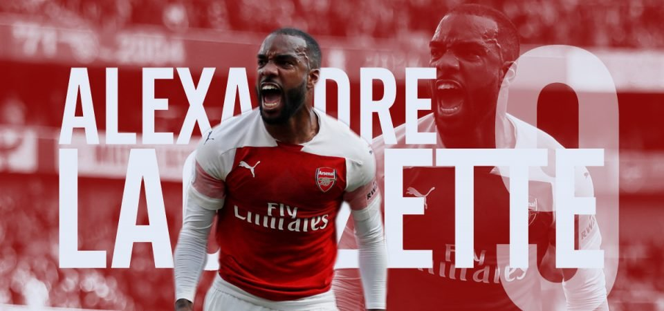 Player Zone: Alexandre Lacazette stakes his claim to be Arsenal's main man