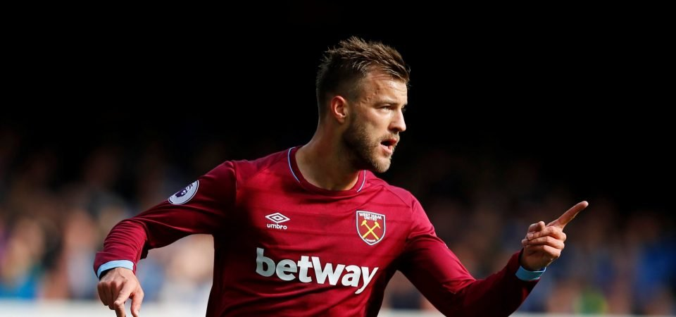 West Ham fans on Twitter loved Andriy Yarmolenko's performance in his first Premier League start